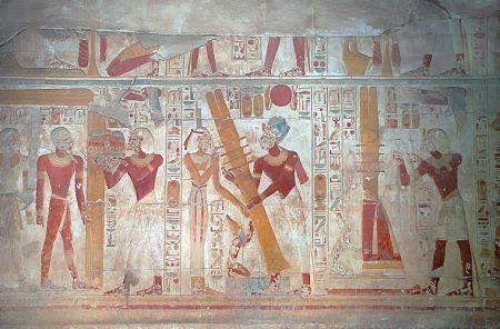 Электричество древних