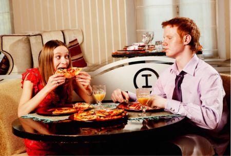 Что, как и сколько есть во время свидания
