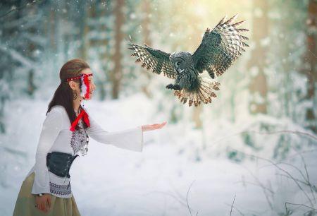 Женская магия: Наследницы древних волшебниц