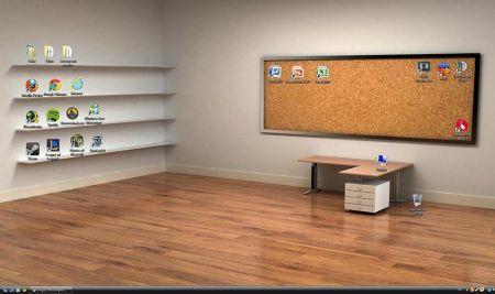 Креативные рабочие столы