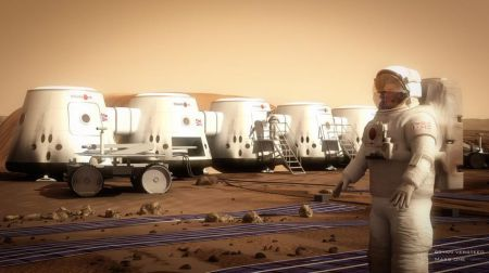 Участники проекта Mars One могут умереть на Марсе через 68 дней