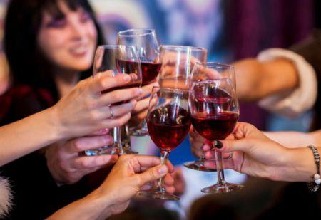 Что происходит с вашим телом, когда вы пьёте алкоголь