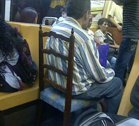 Веселые поездки в общественном транспорте