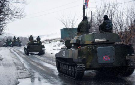 Сутки АТО: бои у донецкого аэропорта и обстрелы на Луганщине