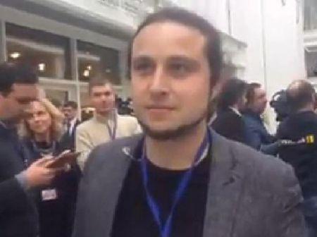 Российский журналист лаял на украинских коллег в Минске