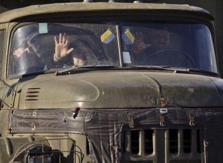 Итоги 19 февраля: Эвакуация из Дебальцево и миротворцы на Донбассе