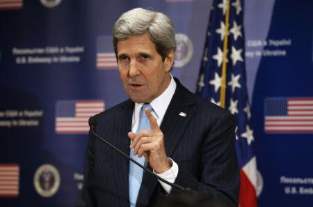 США и союзники ужесточат антироссийские санкции, - Керри