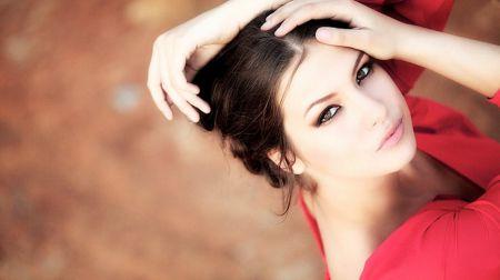 Очаровательные девушки, фото глаз не оторвать