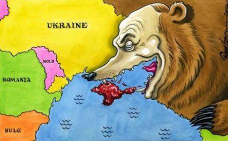 Новая газета опубликовала секретный план Кремля о разделе Украины