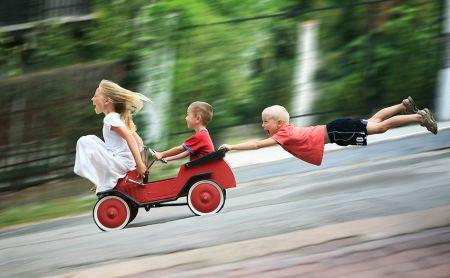 Почему в детстве время идёт медленнее, чем сейчас