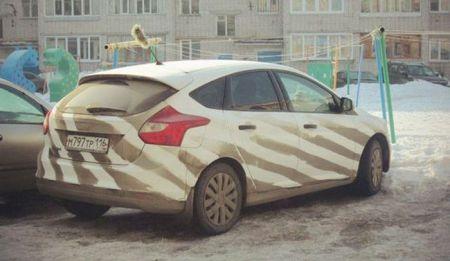 Возможно только в России