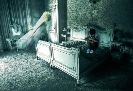 Опасные последствия встреч с призраками