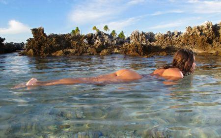 Скорей бы лето... Подборка пляжных девушек
