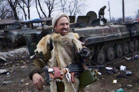 Карта АТО: Ожесточенные бои в Авдеевке и передислокация сил