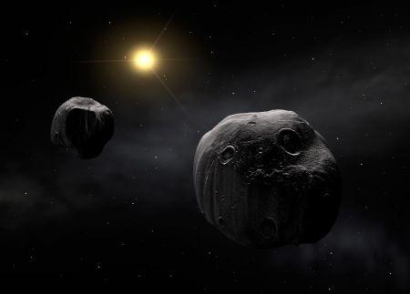 Мир  10 странных объектов Солнечной системы, о которых нам мало что известно