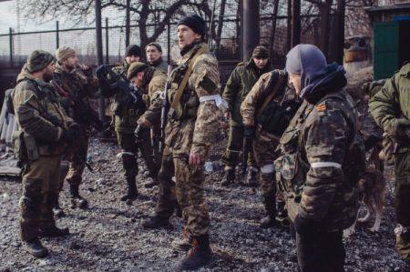Карта АТО 8 апреля: ДНР приводит отряды в полную боевую готовность