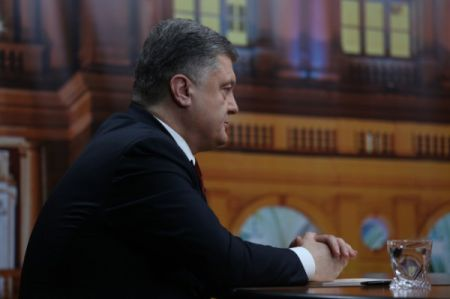 """Порошенко о предложении Путину """"забрать Донбасс"""": Вы цитируете какой-то идиотизм"""