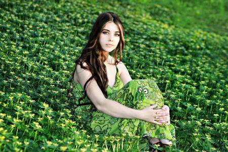 Милых девушек фото подборка