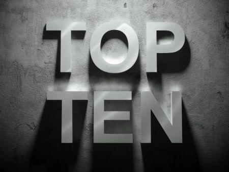 «Топ-10» причин того, почему мы так любим «Топы-10»