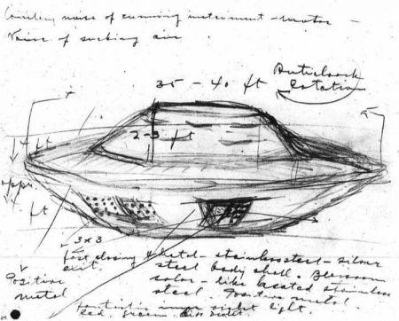Инцидент с НЛО и лучевой болезнью очевидца в Фалкон-Лейк