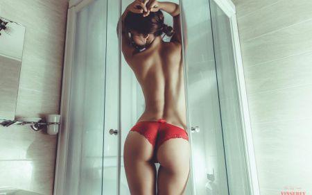 Красивые девушки удачный вид сзади
