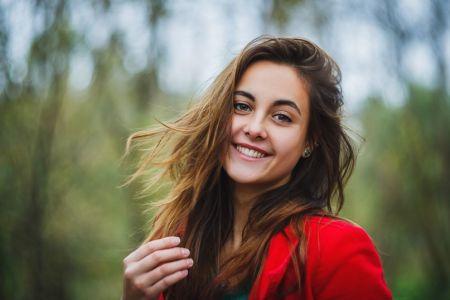 Море улыбок: 35 красивых девушек