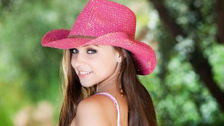 Красивые яркие фото девушек