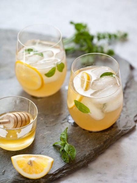 5 рецептов лимонада для жарких летних дней