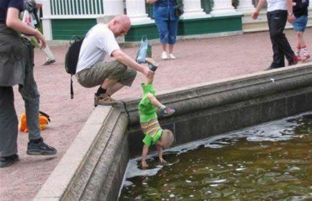 За папами тоже нужен родительский надзор