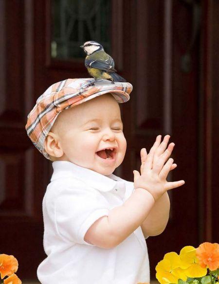 19 очаровательных карапузов, улыбка которых поднимет тебе настроение