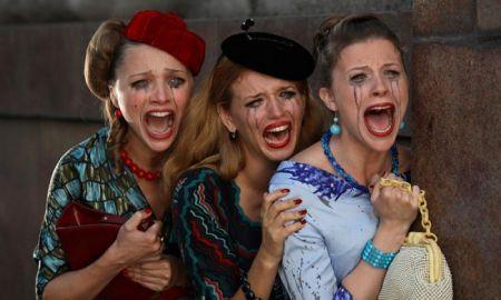 Что делать, если женщина плачет