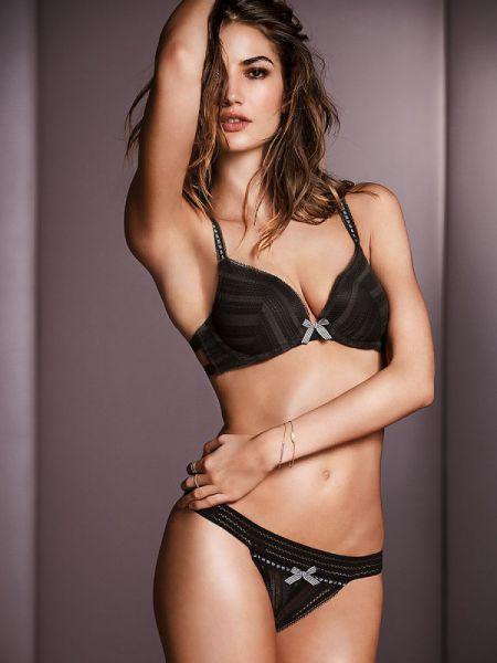Лили Олдридж - Victoria's Secret Фотосессия 2014