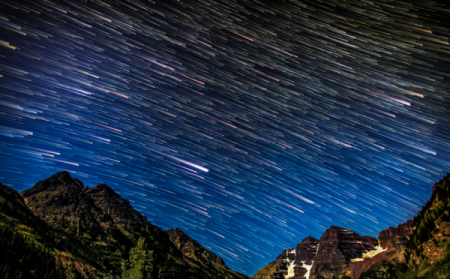 Земляне увидят самый сильный метеоритный дождь в году