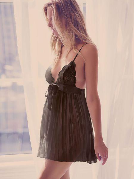 Марло Хорст фото. Девушка в роскошном нижнем белье
