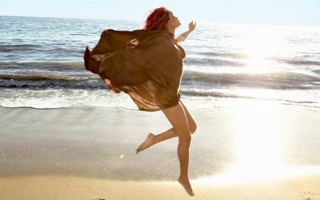 Летние красивые фотографии девушек