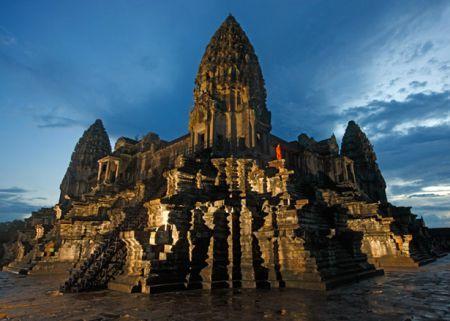 10 таинственных цивилизаций, от которых почти ничего не осталось, а жаль