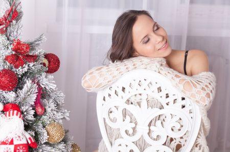 Особенно красивы девушки зимой