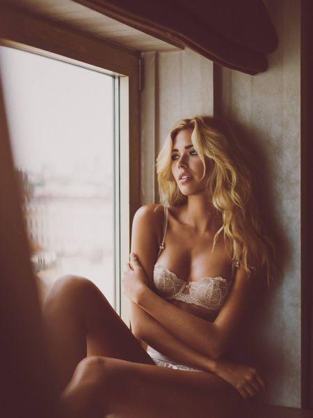 Сандра Кубика просто удивительная красавица