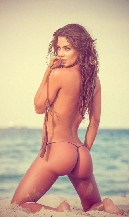 Девушка из Латинской Америки Наталия Велес (19 фото)