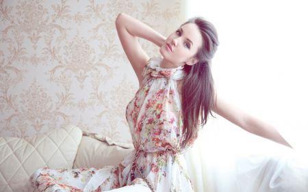 Красивая подборка девушек на фото