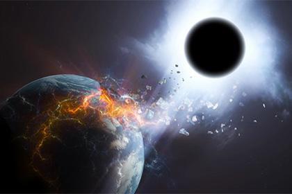 Астрофизик рассказал, что будет, если Земля будет падать в черную дыру