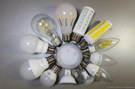 Полезные факты о светодиодных лампах: как работают и как их выбирать