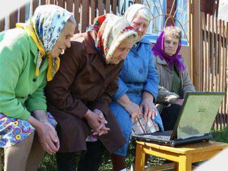 Как будут выглядеть современные подростки в старости