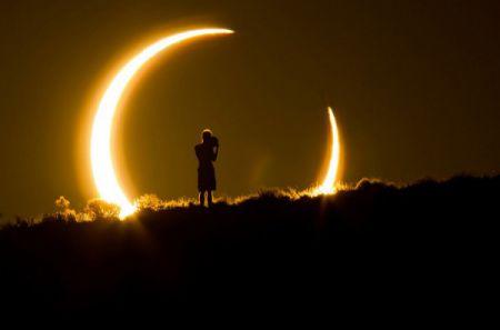 Женское затмение: 8 марта Луна закроет Солнце