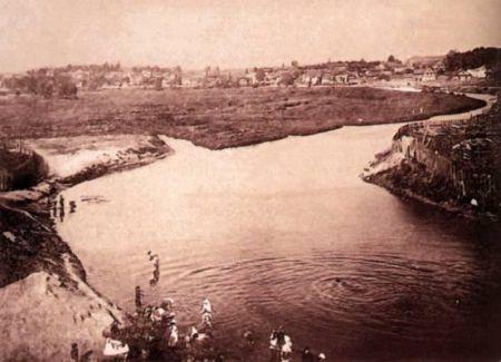 Чего 100 лет назад боялись в Минске?