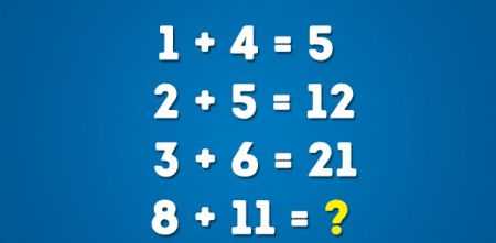 Сможете ли вы разгадать эту математическую загадку?