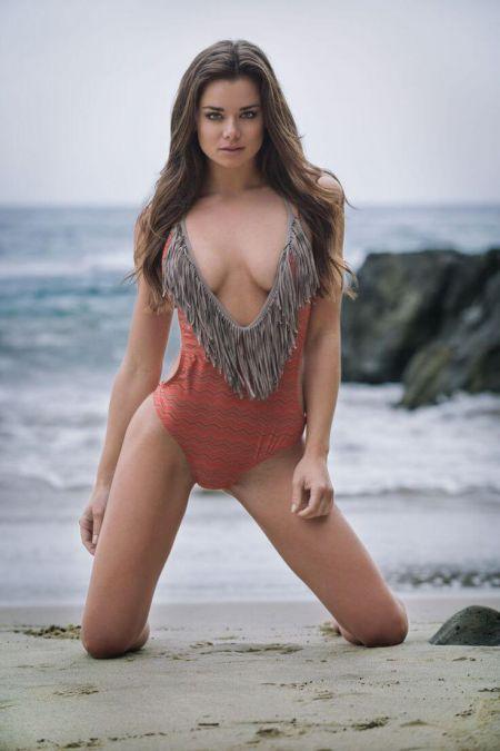 Десси Митчисон девушка из Лос-Анджелеса