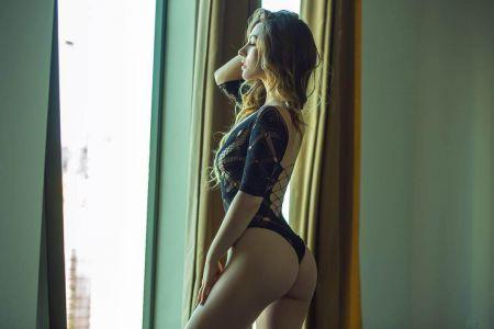 Лена Мартинсон модель из Лос-Анджелеса