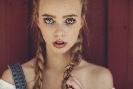 Кристин Линклеттер не просто блондинка