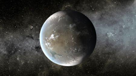 Астрономы нашли планету, на которой может быть жизнь